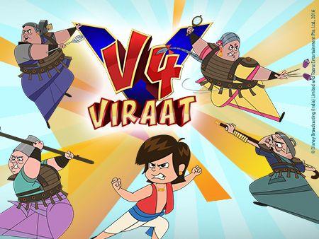 V 4 Viraat
