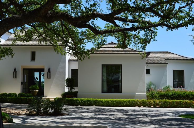 1000 ideas about white stucco house on pinterest stucco for Stucco styles
