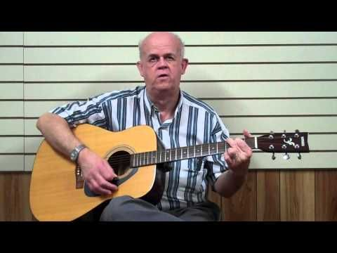 Best Beginner Guitar Lessons Kickstarter Course – Lesson #13 – E-G-A-C Practice Chords - YouTube