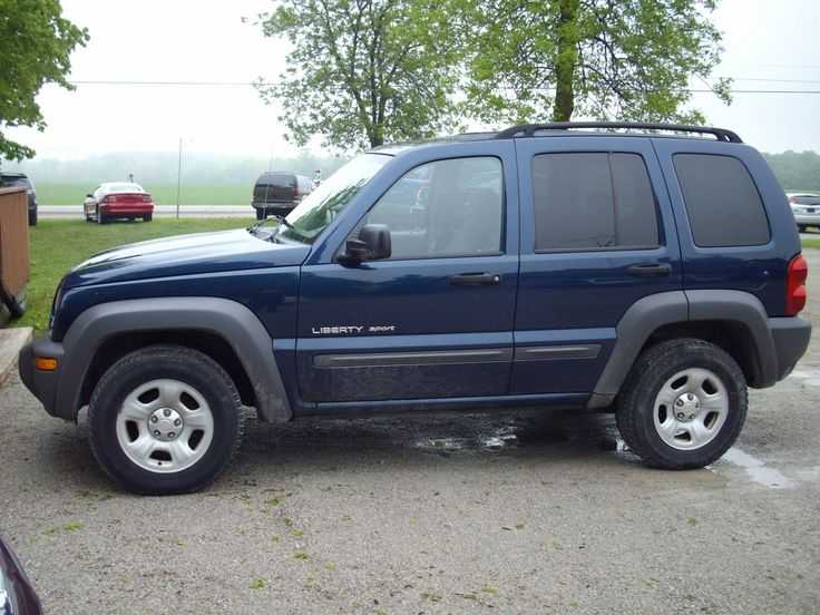 Great Jeep Liberty Sport 2003 Mpg