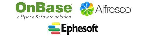 OnBase Alfresco Ephesoft