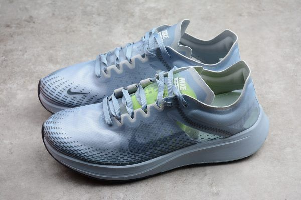 68fecfb2e7e Nike Zoom Fly SP Fast Obsidian Mist Pure Platinum-Obsidian AT5242-440-1