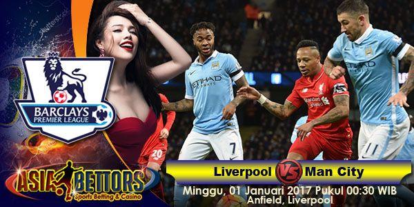 Prediksi Liverpool vs Manchester City, Preview Liverpool vs Manchester City, Liverpool vs Manchester City akan bertemu di partai lanjutan Liga Primer Inggris yang rencananya akan digelar pada hari Minggu, 01 Januari 2017 Pukul 00:30 WIB dan disiarkan secara live dari Anfield, Liverpool.