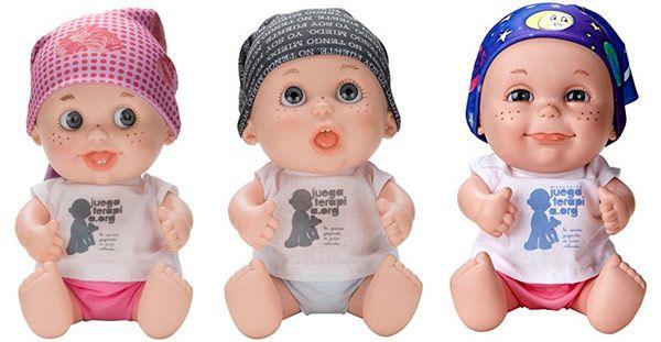 Compar Baby Pelón - Muñeco Solidario Contra el Cancer Infantil