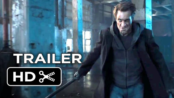 I, Frankenstein Official Trailer #1 (2014) - Aaron Eckhart Movie HD- I just watched it in 3D! The four of us thought it was pretty good syfy action flick!!  The critics only gave it a 6% so all I can figure is they have bad taste!!