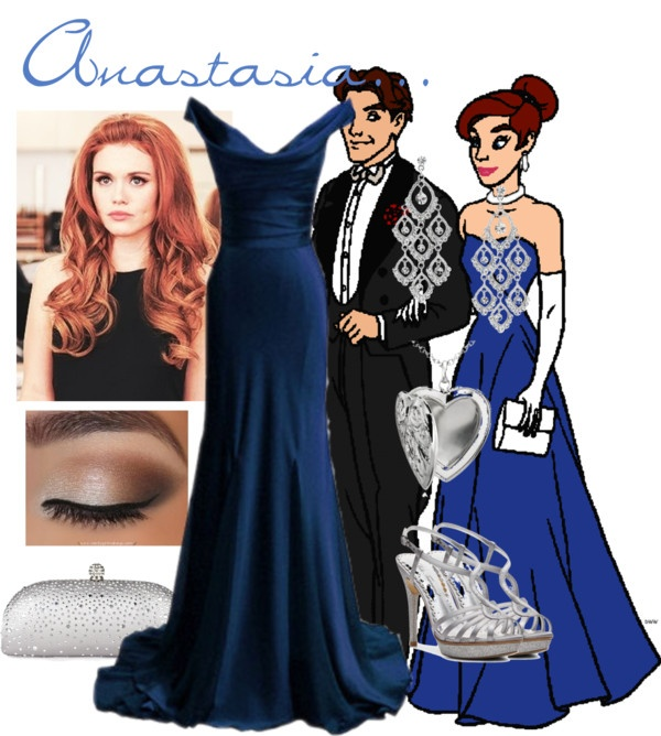 """""""Inspired by Anastasia..."""" by skatequeen10 on Polyvore"""