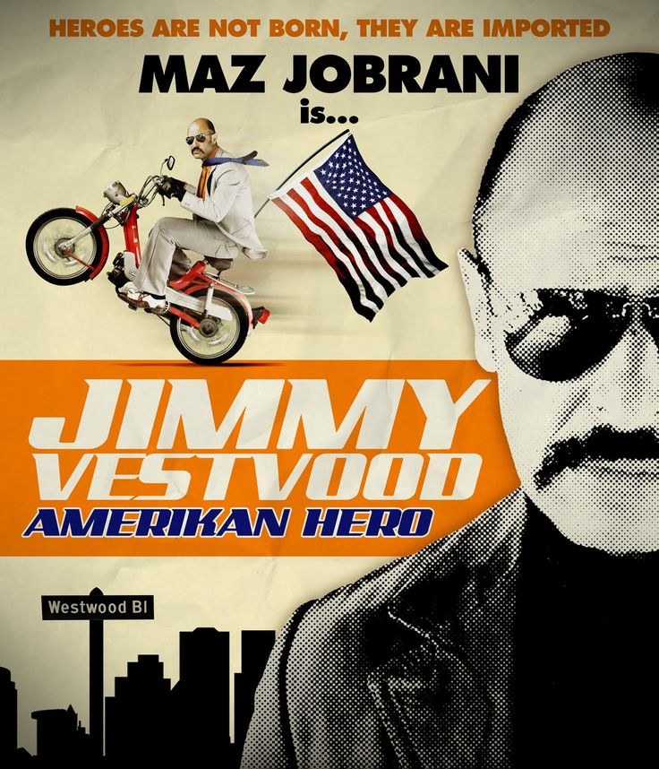 An Iranian's Adventures in America: Maz Jobrani Discusses his New Movie