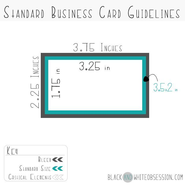 Größe Visitenkarte Format Design übergabe Der