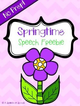 In this freebie you will find 9 no-prep coloring pages for articulation and phonology! Final Consonant Deletion 3-Syllable Words /k/ Initial /g/ Initial /f/ Initial /v/ Initial /l/ Initial /s/ Initial /s/ Blends Have your students color each petal or leaf on the flower after practicing the target word. They can finish coloring the center and the stem when they're done!