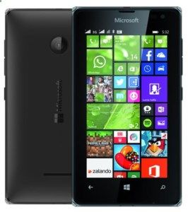 Cheap Smartphones - Review Microsoft has another device added his cheap Smartphone with the introduction of 532 Lumia Microsoft Lumia, comes with two variants dual-SIM and single SIM version. Powered by Windows phone 8.1, should this phone at very competitive prices on the market. This unit has a 4.0 inch WVGA...