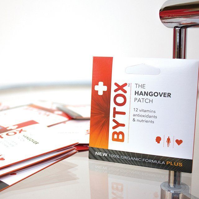 Fancy - Bytox Hangover Patch 50 Pack