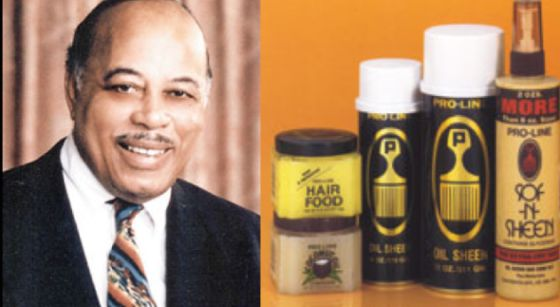"Looking Black On Today In 1931, ""Jheri Curl Guru"" Comer Cottrell, Founder of Pro-Line Corp Was Born"