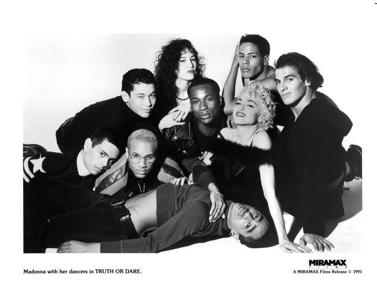 Madonna's Blond Ambition Dancers, 25 Years After 'Truth Or Dare' Made Them Queer Icons | HuffPost