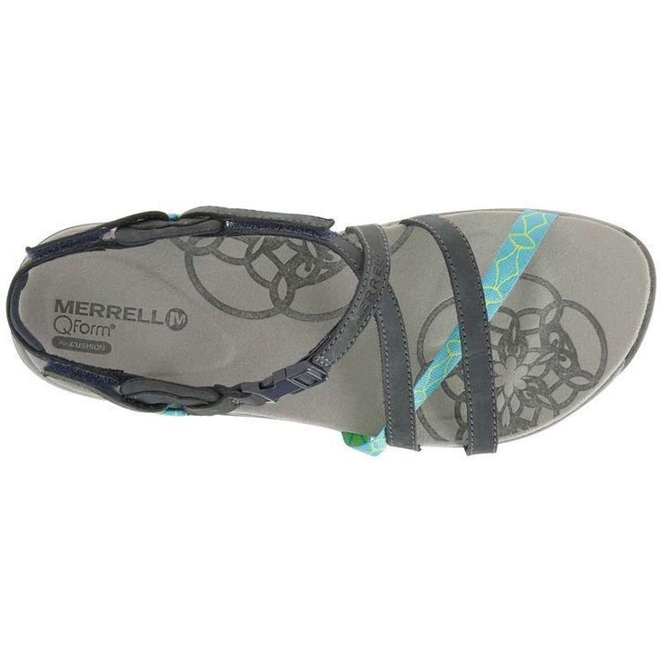 Kadın Doğa Yürüyüşü Sandaletleri Doğa Yürüyüşü - JACARDIA SANDALET MERRELL - Outdoor Ayakkabılar