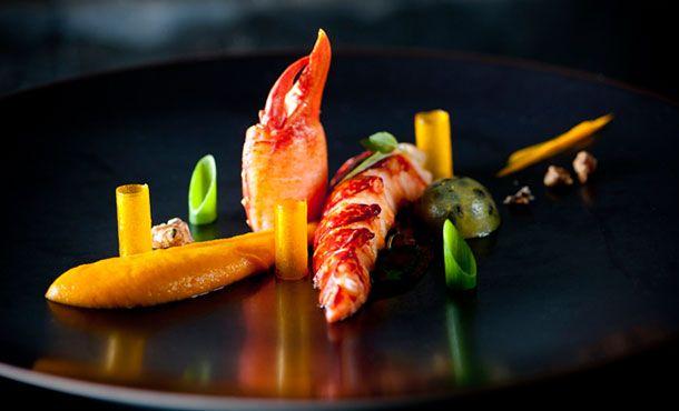 Bretoense kreeft, wortel, passievrucht, Teriyaki - Yves Mattagne | www.mastercooks.be