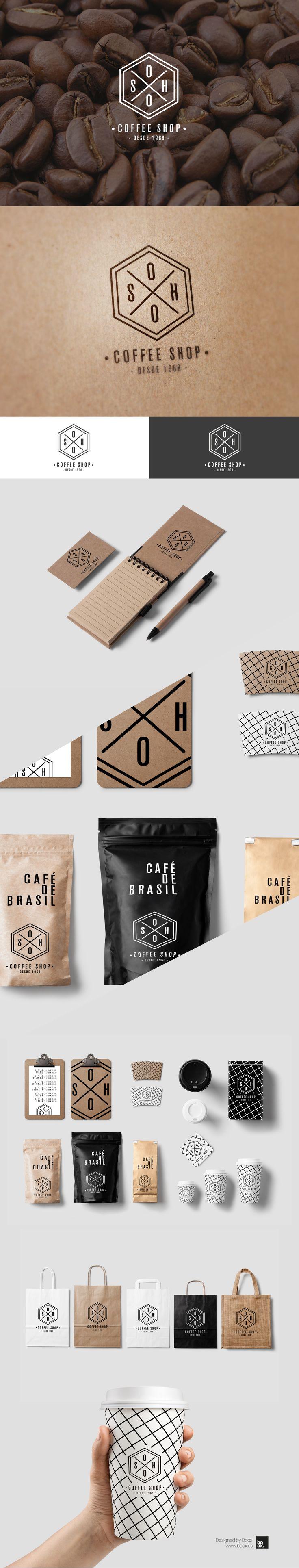 Identidad corporativa, branding y packaging http://www.boox.es
