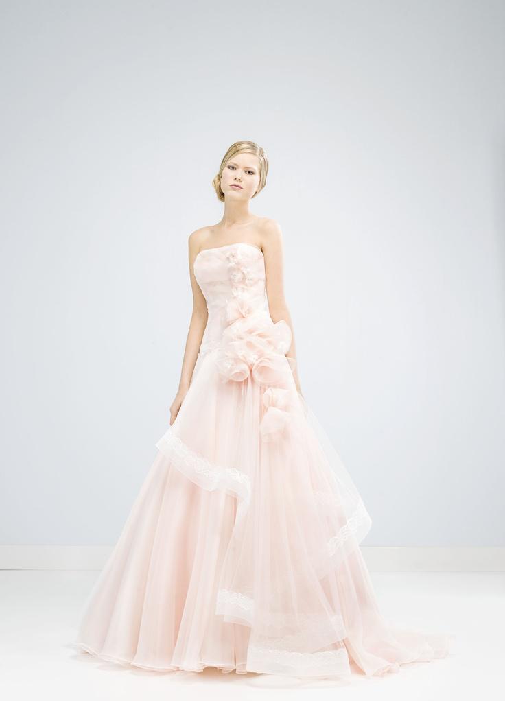 Bridal dress D6511