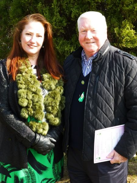 Kelly and Deasy Descendants Meet on Easter Sunday 2015