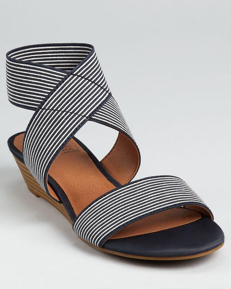 Lucky Brand Sandals - Hunter Mini Wedge | Bloomingdale's