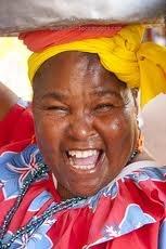 happy ethnic people - I love this lady!!