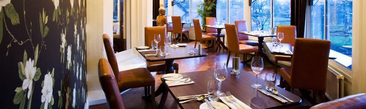 The Villa Restaurant in #Windermere | Open to non-residents