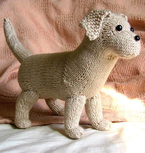 Pin On Knit Toys And Animals