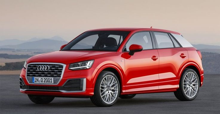 New 2018-2019 Audi Q2 – the youngest 2018-2019 Audi crossover