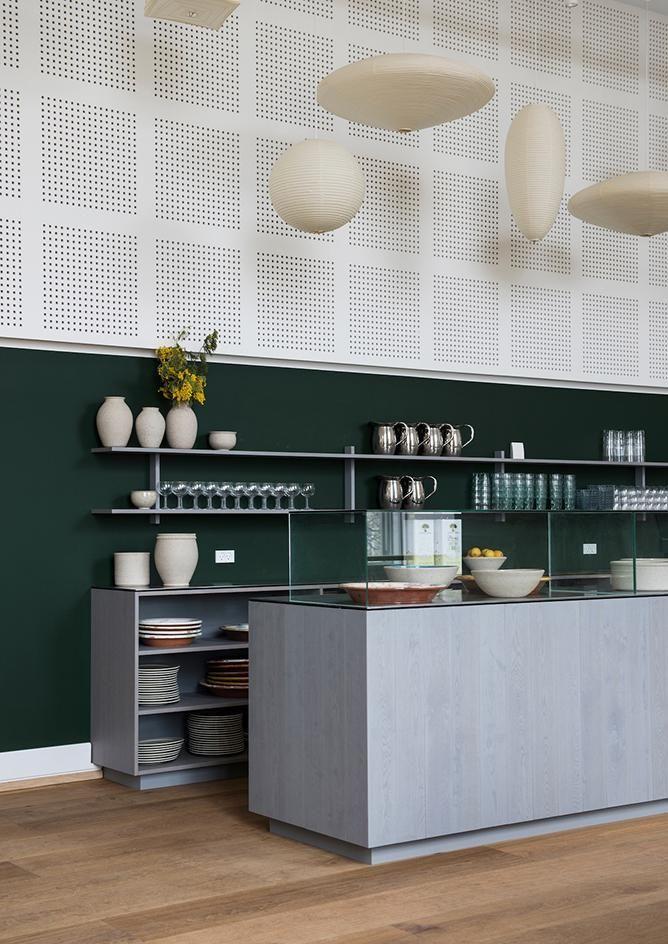 Kafeteria Copenhagen Denmark With Images Restaurant Interior Interior Design Kitchen Kitchen Interior
