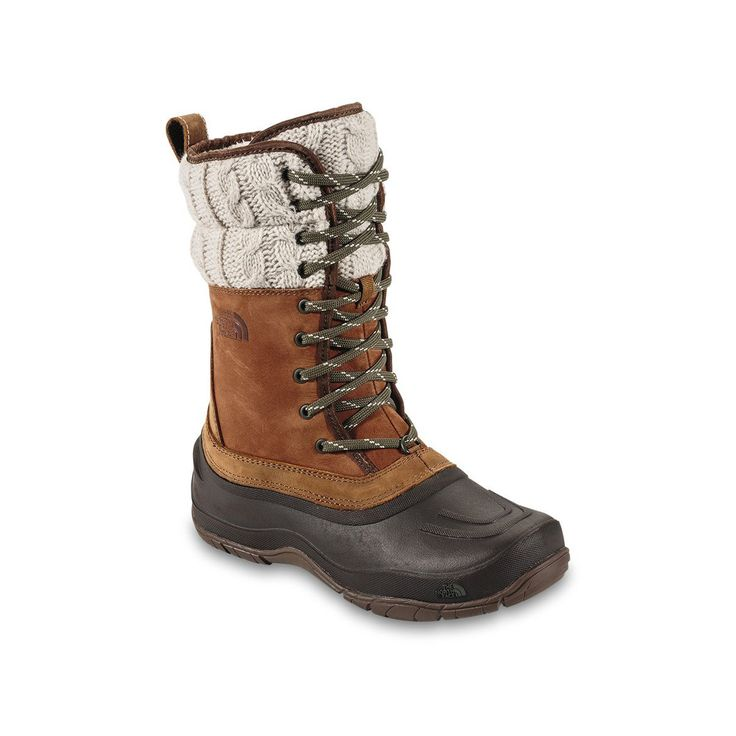The North Face Womens Shellista Lace Mid Boot | Gander Mountain