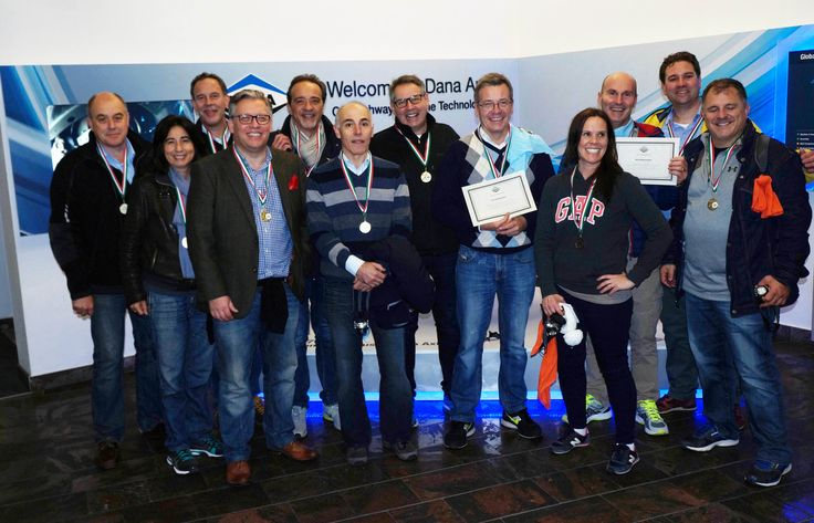 Premiazioni Team Building Orienteering