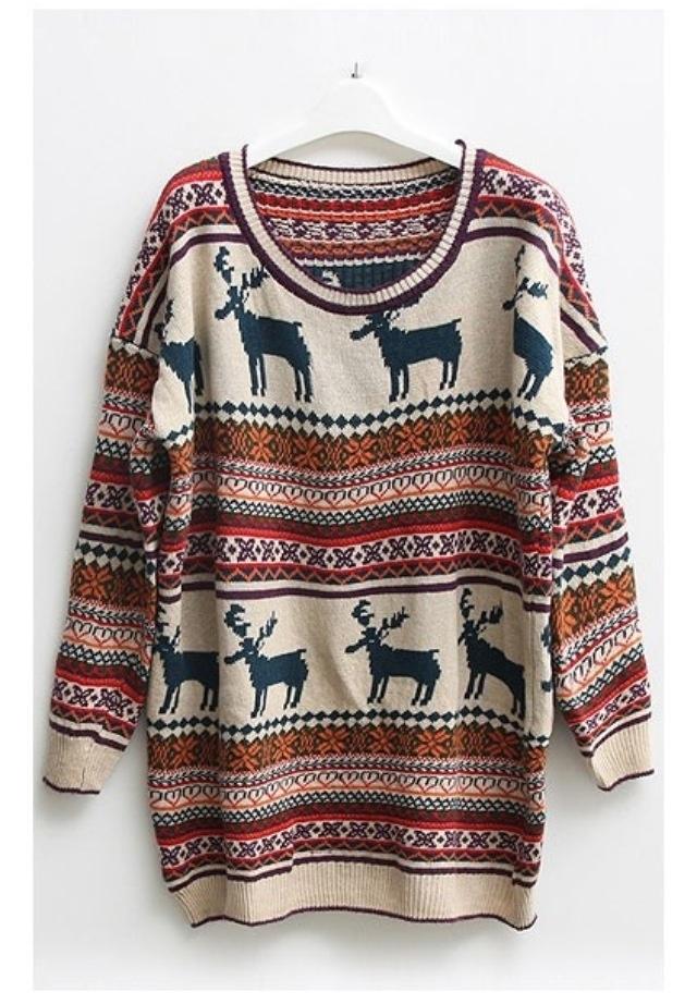 www.oasap.com Ugly Sweaters