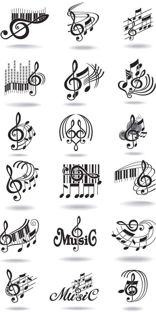 Music Designs…  repin by PushMusicPro.com