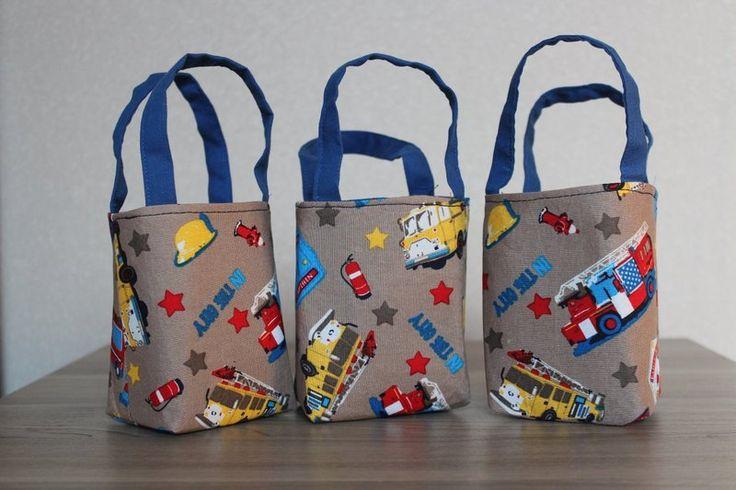 Beim nächsten Kindergeburtstag mit diesen besonderen Geschenktaschen für die Gastkinder beeindrucken  von Geschenkewinkel auf DaWanda.com