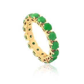 Anel-aparador-de-alianca-com-pedras-naturais-verdes-folheado-em-ouro-18k-2