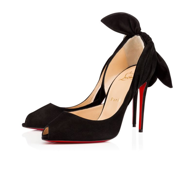 Chaussures femme - Barbara Suede - Christian Louboutin