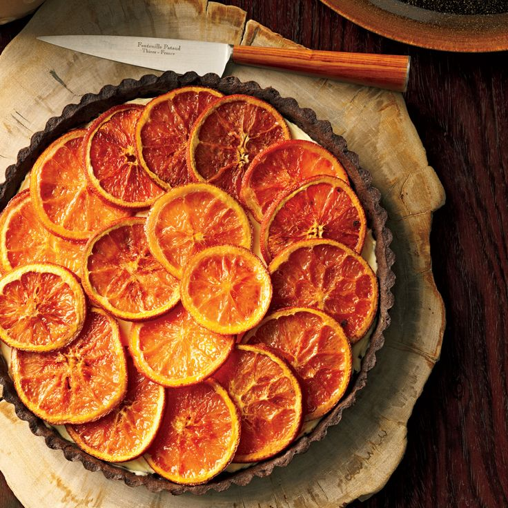 This recipe showcases the navel orange variety known as Cara Cara.