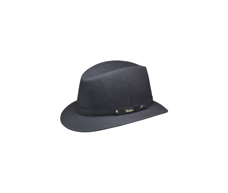 Alessandria felt hat. Product code: 390083. Shop it here: http://shop.borsalino.com/en/mans-collection/fall/winter/felt-hats-carry-over/alessandria-pocket.