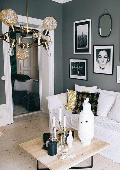 Kolla in hemma hos Metro Modes magiska bloggare Linn Eklund - Metro Mode