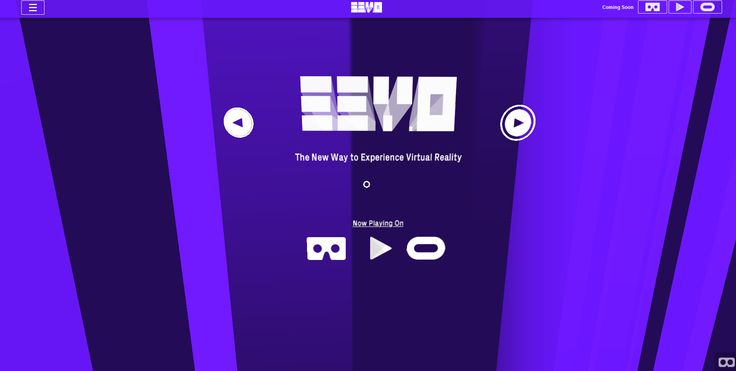 EEVO - Another way to experience Virtual Reality  Check out what else Infiverse.com has collected!  ‪#‎webVR‬ ‪#‎VRexperience‬ ‪#‎EEVO‬