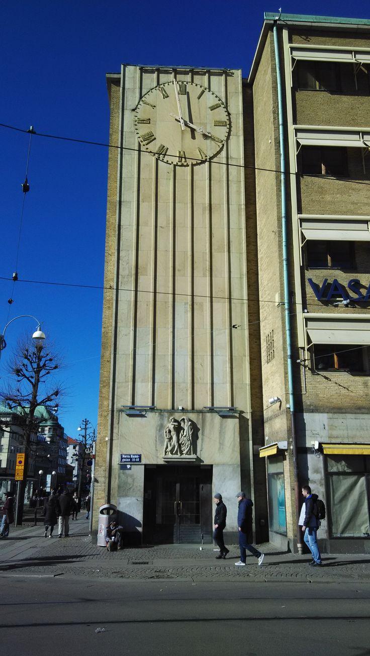 Art Deco Architecture Goteborg