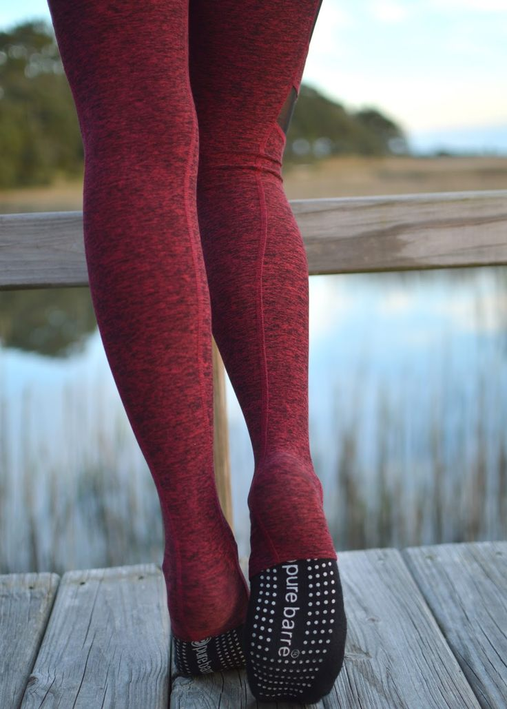 Why I Barre -- Pure Barre workout clothes