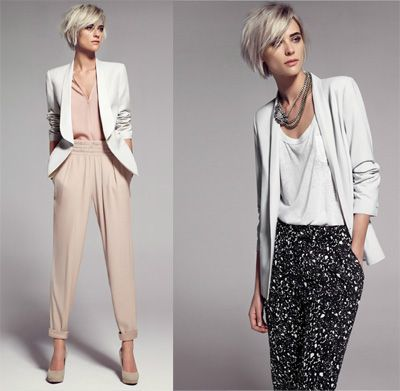 The newest Mango Collection: Moda Inv, De Mango, Mango Collection, Blazers Blanco, Aw12 Mango, Newest Mango, Outfit Interessant, Inv 2014