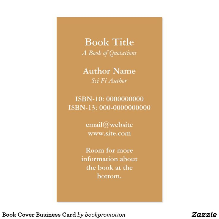 Book Cover Business Cards ~ Best images about book promotion books on pinterest