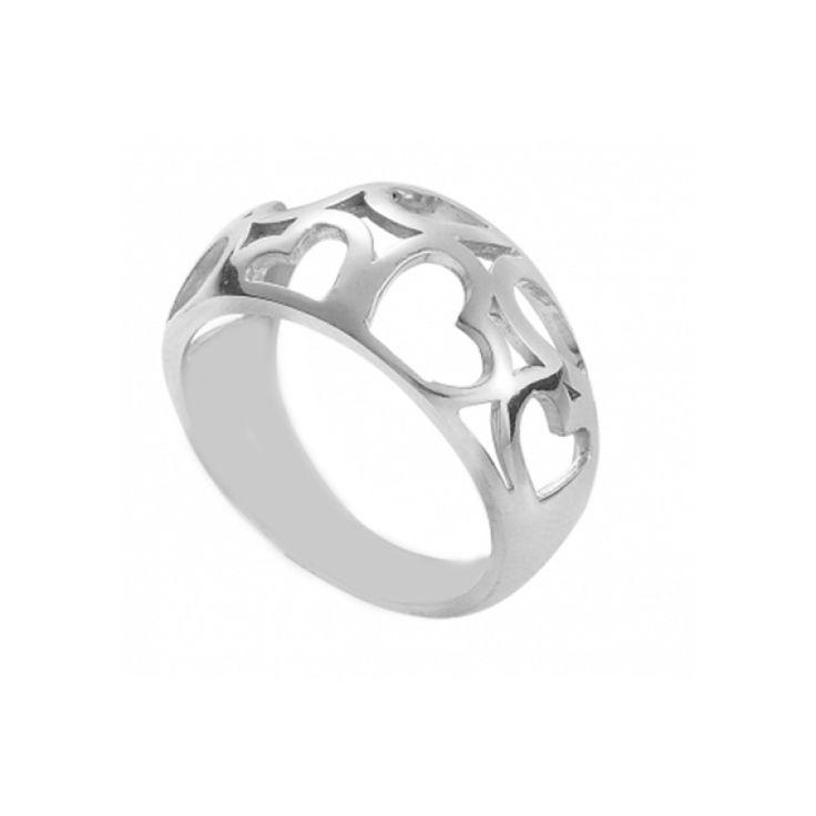 Δαχτυλίδι Ασημένιο 925º  EUR43.00
