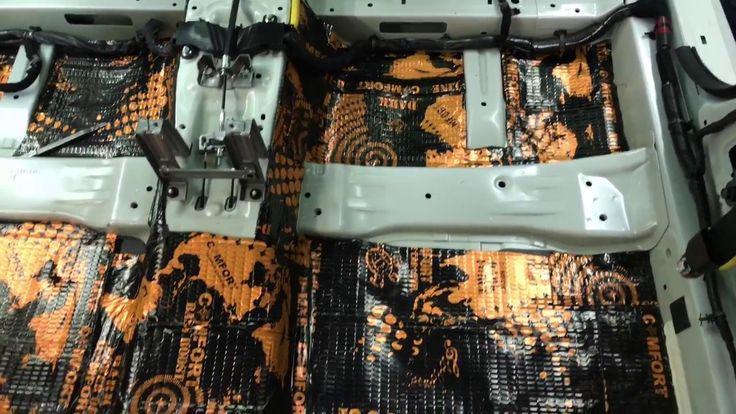 Kia Optima (Киа Оптима) виброшумоизоляция  Сегодня в гостях Киа Оптима. Ежедневно делаем шумоизоляцию и слышим вопрос. Почему же в автомобиле шумно? Вот ответ. Небольшой обзор заводской шумоизоляции салона. Пылесосим, обезжириваем, готовим поверхности к нанесению шумопоглащающих материалов. Все легко, поправимое, будет тихо!  Заканчивая проклейку, не спеша приступаем к сборке. Все будет супер, без следов разбора. Оптимальная шумоизоляция - наглухо!  #киа #оптима #kisclub #оптимаклуб…