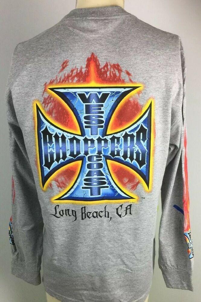 eBay Sponsored) Jesse Who?West Coast Choppers Iron Cross