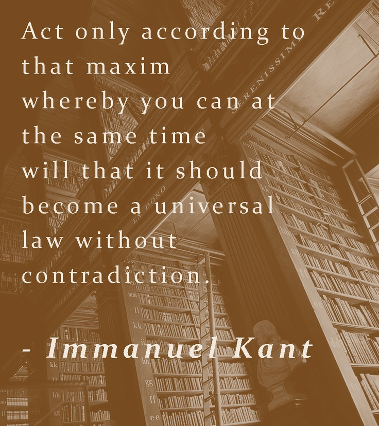 kant hypothetical and categorical imperatives Categorical imperative a hypothetical imperative in groundworks of the metaphysics of morals, kant divides hypothetical imperatives into two subcategories.