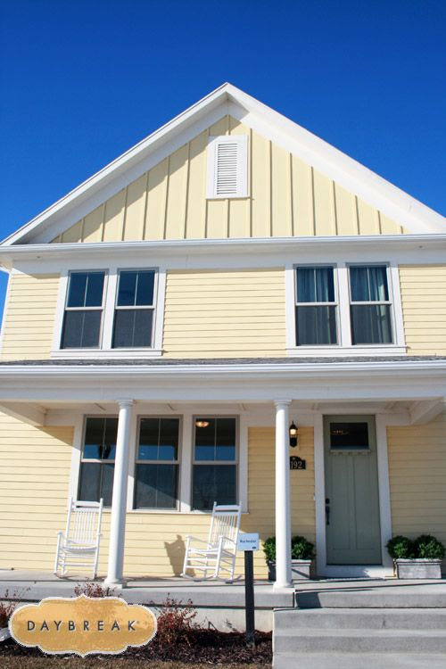 Yellow House Exterior House Diy Pinterest Yellow House Exterior Yellow Houses And Exterior
