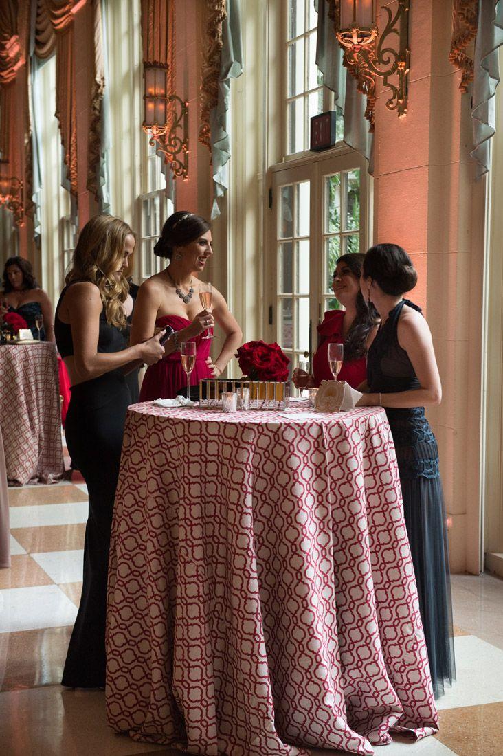 The Breakers Weddings Cocktail Hour