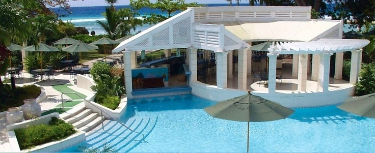 The Savannah  Beach Hotel is an upscale destination in Barbados. Click photo for details.